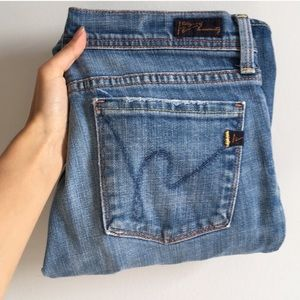 Citizens of Humanity Ingrid 002 Flare Jeans
